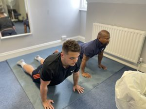 Pilates in Rugby